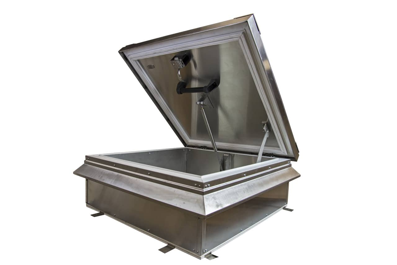 Stainless Steel Roof Hatch