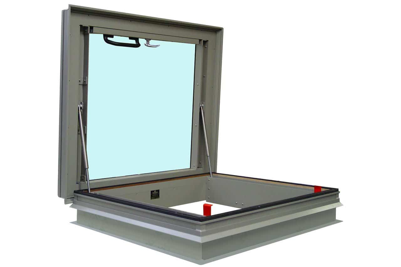 Glazed Roof Access Hatch